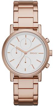 fashion наручные  женские часы DKNY NY2275. Коллекция Soho