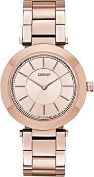 fashion наручные  женские часы DKNY NY2287. Коллекция Stanhope