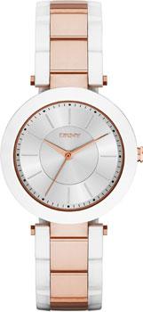 fashion наручные  женские часы DKNY NY2290. Коллекция Stanhope