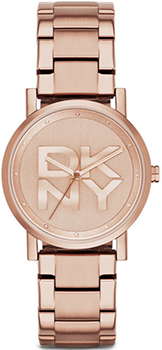 fashion наручные  женские часы DKNY NY2304. Коллекция Soho