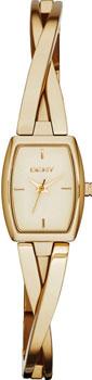 fashion наручные  женские часы DKNY NY2313. Коллекция Crosswalk