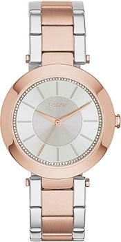 fashion наручные  женские часы DKNY NY2335. Коллекция Stanhope