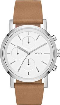 fashion наручные  женские часы DKNY NY2336. Коллекция Soho