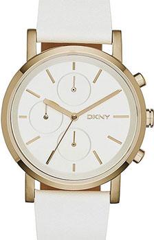 fashion наручные  женские часы DKNY NY2337. Коллекция Soho