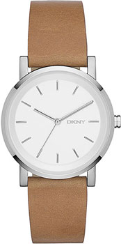 fashion наручные  женские часы DKNY NY2339. Коллекция Soho