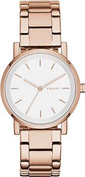 fashion наручные  женские часы DKNY NY2344. Коллекция Soho