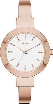 fashion наручные  женские часы DKNY NY2351. Коллекция Stanhope