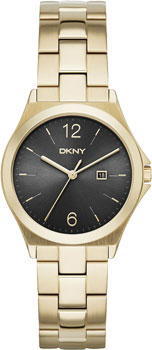 fashion наручные  женские часы DKNY NY2366. Коллекция Parsons