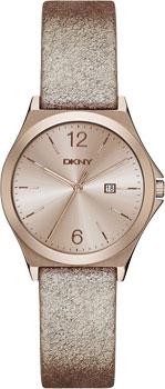 fashion наручные  женские часы DKNY NY2372. Коллекция Parsons