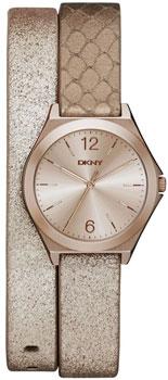 fashion наручные  женские часы DKNY NY2375. Коллекция Parsons