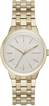 fashion наручные  женские часы DKNY NY2382. Коллекция Park Slope
