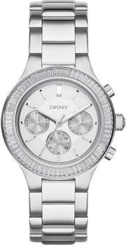 fashion наручные  женские часы DKNY NY2394. Коллекция Chambers