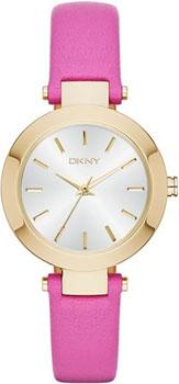 fashion наручные  женские часы DKNY NY2414. Коллекция Stanhope