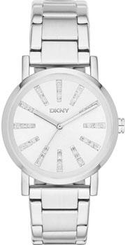 fashion наручные  женские часы DKNY NY2416. Коллекция Soho