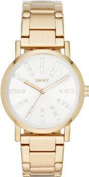 fashion наручные  женские часы DKNY NY2417. Коллекция Soho