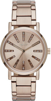 fashion наручные  женские часы DKNY NY2418. Коллекция Soho