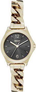 fashion наручные  женские часы DKNY NY2425. Коллекция Parsons