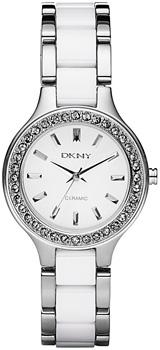 fashion наручные  женские часы DKNY NY8139. Коллекция Crystal collection