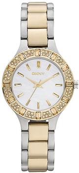 fashion наручные  женские часы DKNY NY8742. Коллекция Ladies