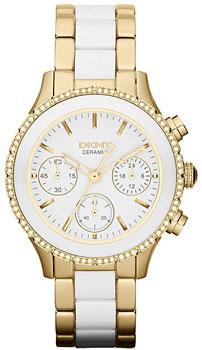 fashion наручные  женские часы DKNY NY8830. Коллекция Crystal collection