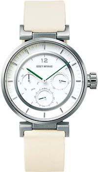 Японские наручные  мужские часы Issey Miyake NYAB001Y. Коллекция W Mini