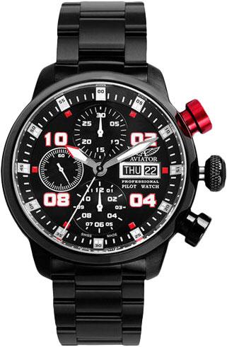 Мужские наручные швейцарские часы в коллекции Professional Aviator