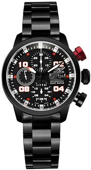Швейцарские наручные  мужские часы Aviator P.4.06.5.017. Коллекция Professional Automatic