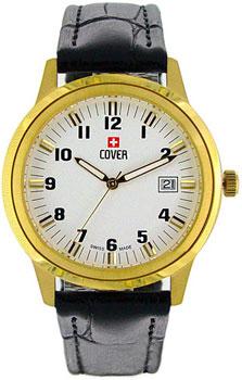 Швейцарские наручные  мужские часы Cover P2780PLL. Коллекция Reflections