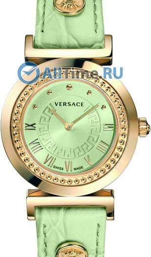 Женские наручные fashion часы в коллекции Vanity Versace
