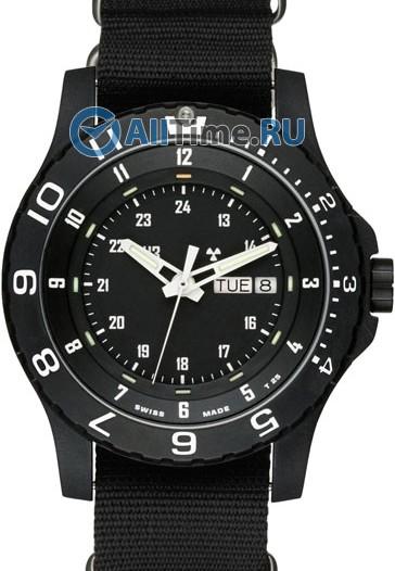 Мужские наручные швейцарские часы в коллекции Военные Traser