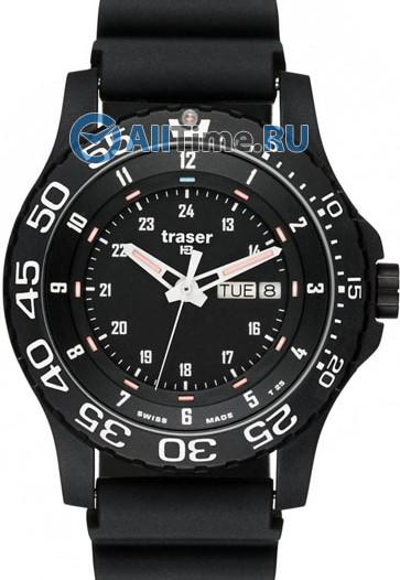 Мужские наручные швейцарские часы в коллекции Профессиональные Traser
