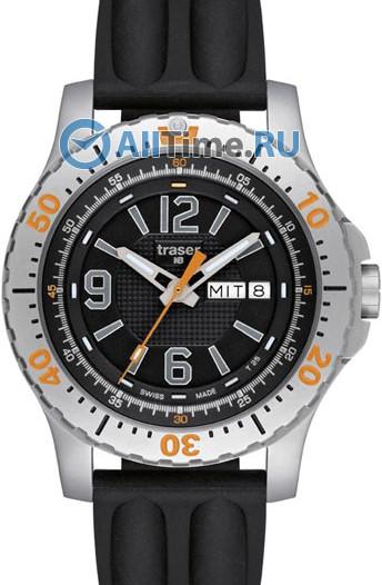 Мужские наручные швейцарские часы в коллекции Спортивные Traser