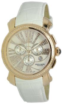 fashion наручные  женские часы Pierre Cardin PC069311D05. Коллекция Ladies