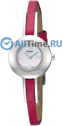 Женские наручные часы в коллекции Leather Pulsar
