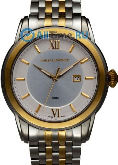 Мужские наручные швейцарские часы в коллекции Circle-Oval Philip Laurence