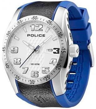 fashion наручные  мужские часы Police PL.12557JS_04B. Коллекция Sport
