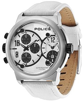 fashion наручные  мужские часы Police PL.12739JIS_04A. Коллекция Multifunction