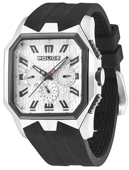 fashion наручные  мужские часы Police PL.12893JSSB_04. Коллекция Sport