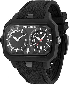 fashion наручные  мужские часы Police PL.13076JPB_02. Коллекция Fashion