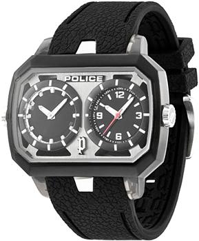 fashion наручные  мужские часы Police PL.13076JPB_02A. Коллекция Fashion