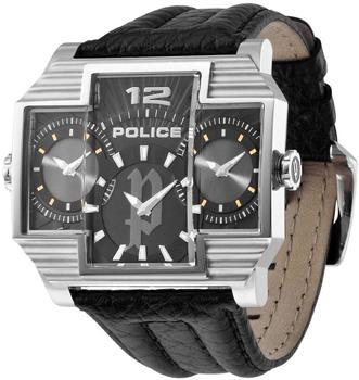 fashion наручные  мужские часы Police PL.13088JS_02. Коллекция Fashion