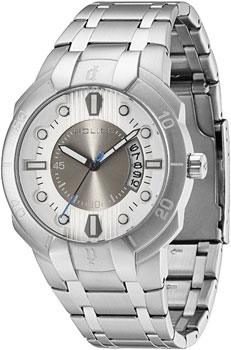 fashion наручные  мужские часы Police PL.13396JS_04M. Коллекция Genesis