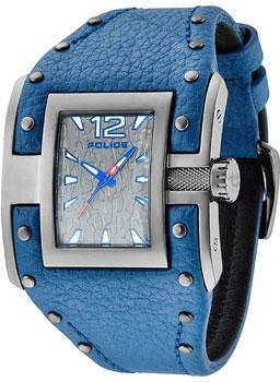 fashion наручные  мужские часы Police PL.13401JSU_61A. Коллекция Avenger
