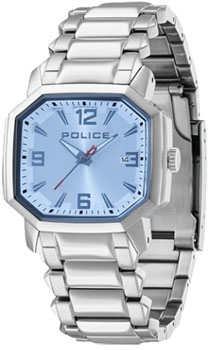 fashion наручные  мужские часы Police PL.13402MS_04MB. Коллекция Meduse
