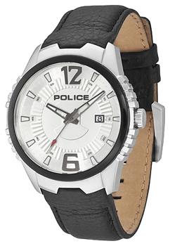 fashion наручные  мужские часы Police PL.13592JSTB_04. Коллекция Fashion