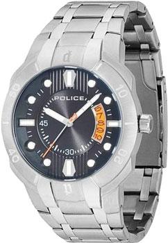 fashion наручные  мужские часы Police PL.13615JS_02M. Коллекция Genesis