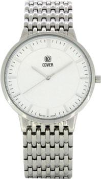 Швейцарские наручные  мужские часы Cover PL42005.01. Коллекция Reflections
