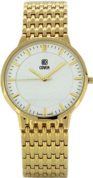 Швейцарские наручные  мужские часы Cover PL42005.02. Коллекция Reflections