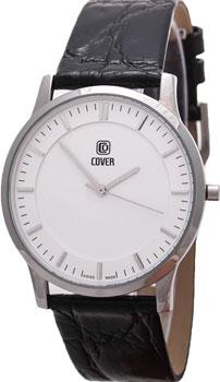 Швейцарские наручные  мужские часы Cover PL42005.03. Коллекция Gents
