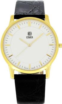 Швейцарские наручные  мужские часы Cover PL42005.04. Коллекция Reflections